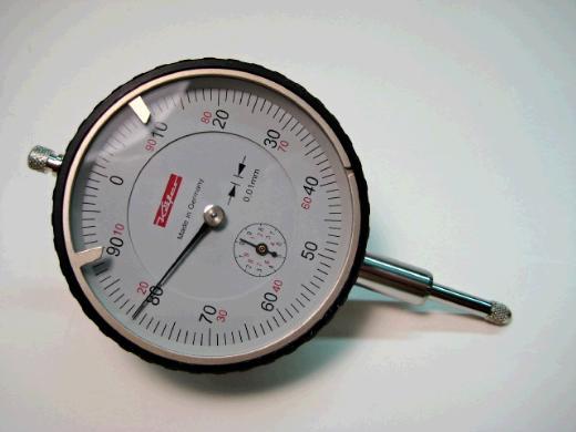 Long Indicator Contacts : Kafer m t metric indicator